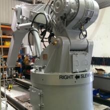 3.5Te Rib Crane and HPU Refurbishment
