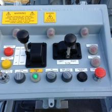 Aluminium Davit and Control Stand Refurbishment
